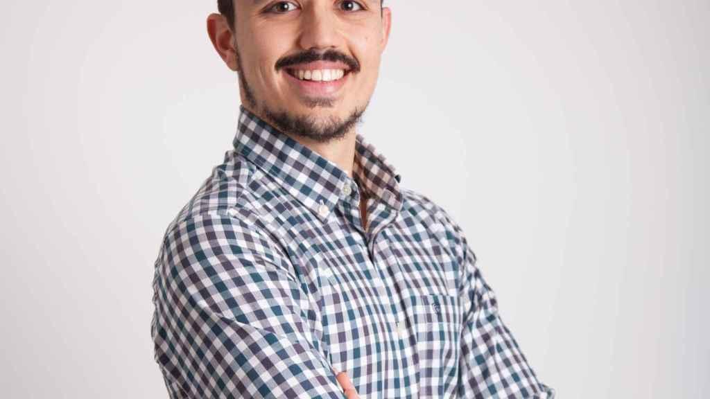 Carlos Ríos nació en Huelva en 1991.