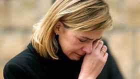 Las ojeras de la Infanta Cristina revelan que hace muchos meses que no concilia bien el sueño