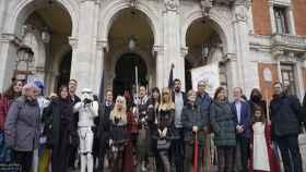 Valladolid-salon-comic-desfile-cosplay-ayuntamiento
