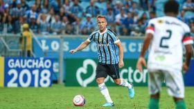 Arthur Melo será futbolista del Barça.