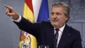 El ministro portavoz, Íñigo Méndez de Vigo, en una imagen de archivo.