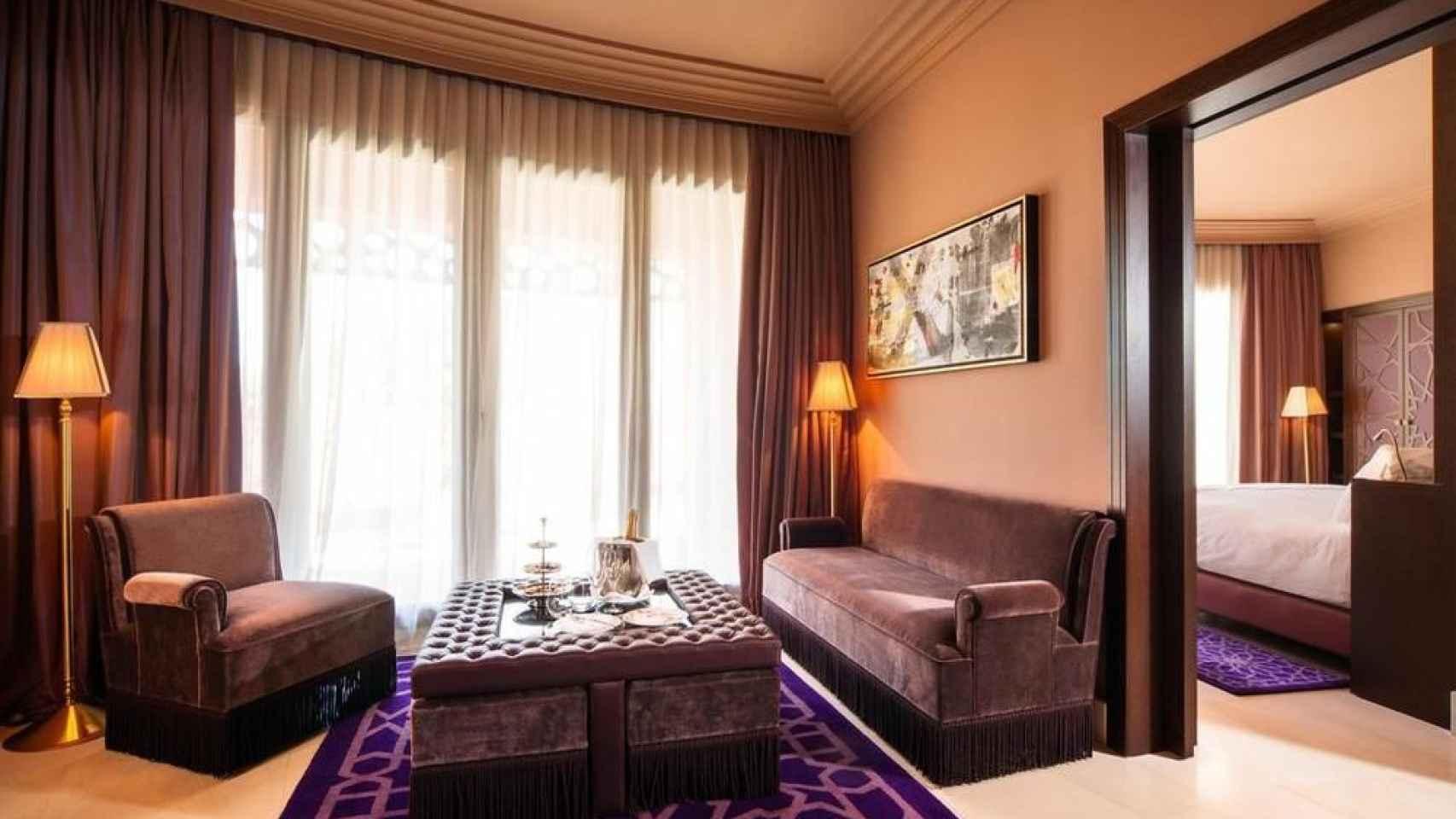 El hotel donde se han alojado Isco y Sara Sálamo