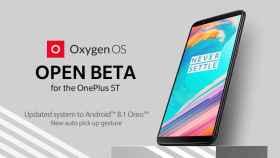 Los OnePlus 5 y OnePlus 5T se actualizan a Android 8.1 Oreo en beta
