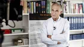 Peter Gotzsche, en la Fundación Cochrane.