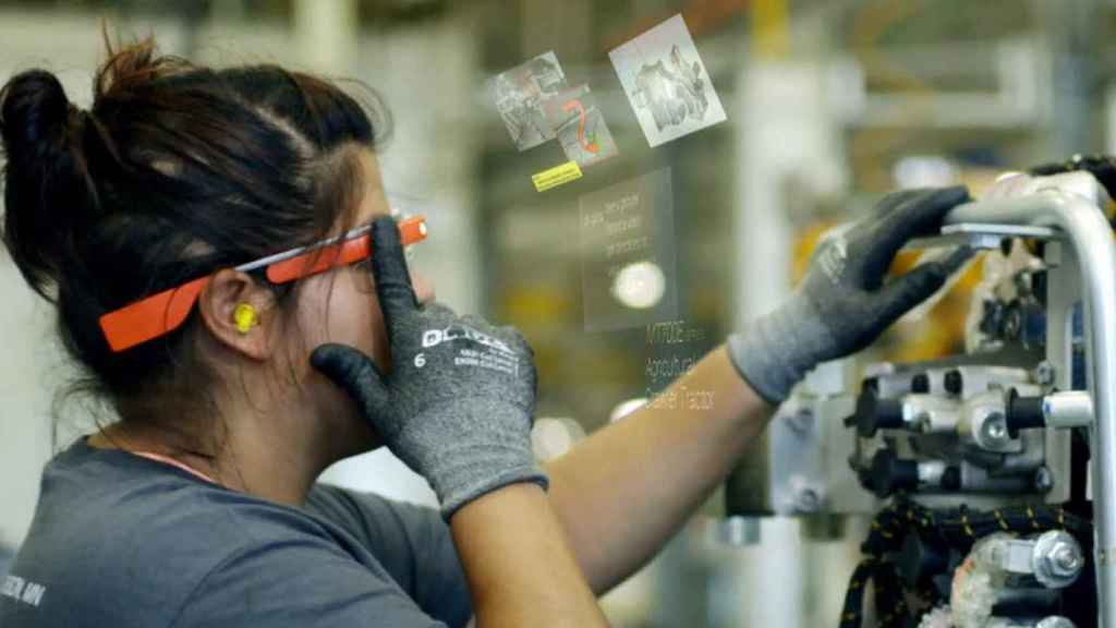 google glass enterprise gafas inteligentes