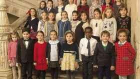 C coro infantil