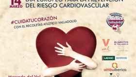 Atletico Valladolid Dia Prevencion riesgo cardiovascular