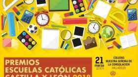 escuelas catolicas premios cartel 1