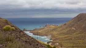 El Cabo de Gata.