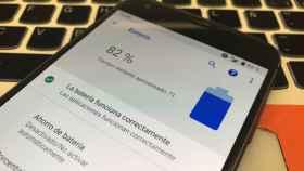 Así son los nuevos ajustes de batería en Android P