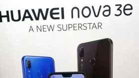 El nuevo Huawei Nova 3e chino es el Huawei P20 Lite