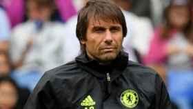 Conte, contento con el fichaje de Morata   Foto: chelseafc.com