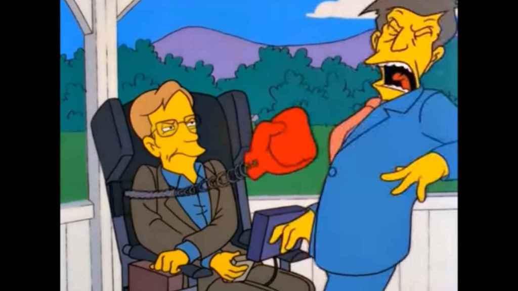 Me tienta la idea del guante de boxeo - aseguró sobre su cameo en Los Simpson.