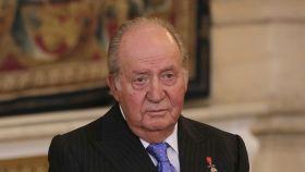 El rey Juan Carlos en una imagen de archivo. GTRES.