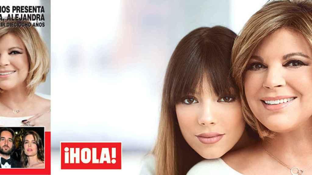 Imagen de la revista ¡HOLA!