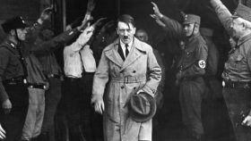 La tropa de Hitler no era tan gay.