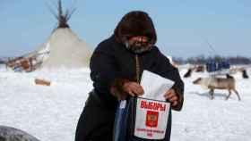 Los pueblos nómadas tienen que sortear dificultades para poder votar.