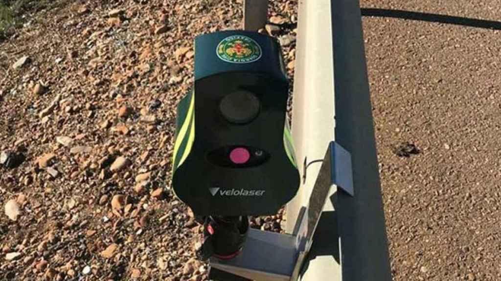velolaser radar 1