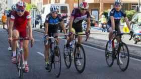 Ciclismo, Vuelta a Valladolid