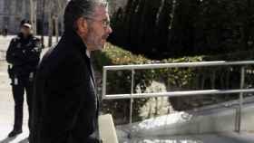 Francisco Granados en la Audiencia Nacional