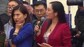 La exasperación de una periodista china se vuelve viral y motiva su censura