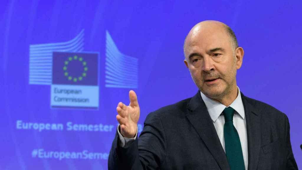 El comisario Moscovici ha señalado a los agujeros negros fiscales dentro de la UE