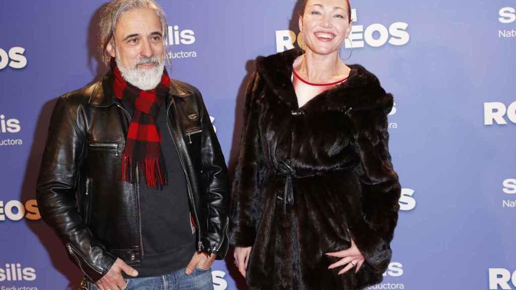 Sergi Arola y Silvia Fominaya en imagen de archivo.