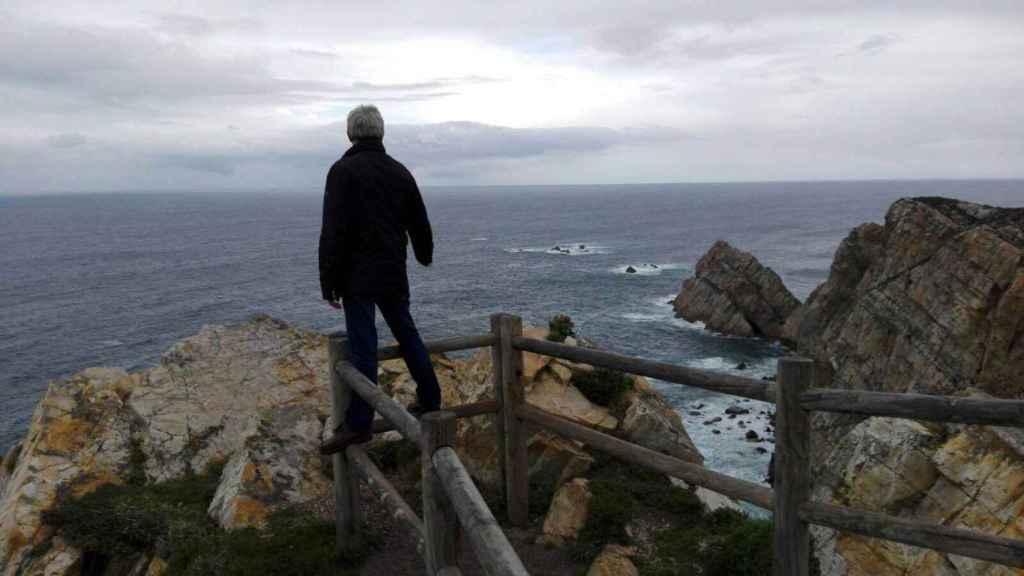 El Cabo Peñas es el lugar más al norte de Asturias y un punto negro de suicidios