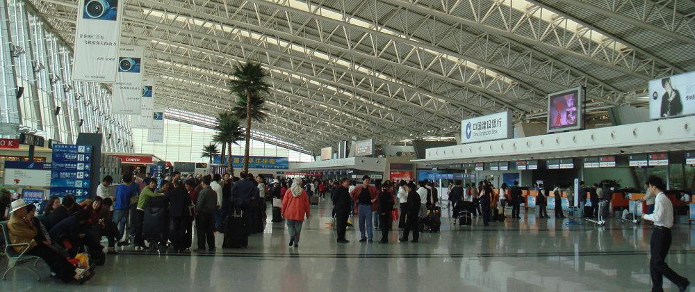 china aeropuerto