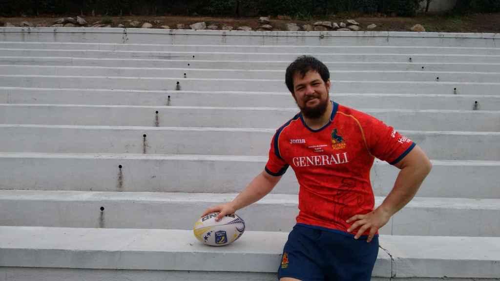 Jesús Moreno posa para EL ESPAÑOL.