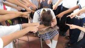 acoso escolar noticias León