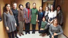 mujeres rurales junta