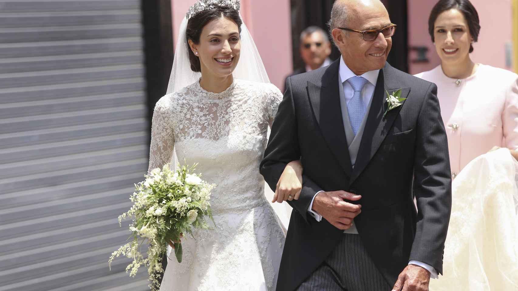 Así ha sido la boda de Christian de Hannover y Alessandra de Osma