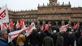 Manifestacion por las pensiones en Salamanca (33)