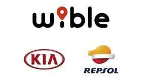 Wible, el negocio de 'car sharing' de Repsol y KIA
