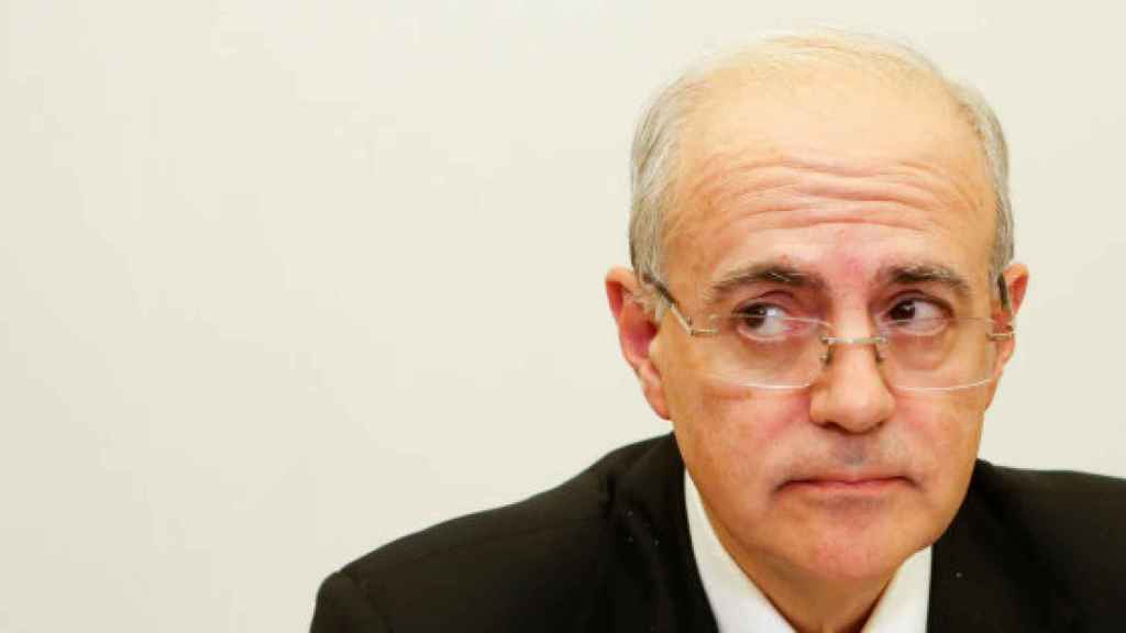 El fiscal de Catania, Carmelo Zuccaro.