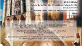 conferencias centenario museo catedral leon