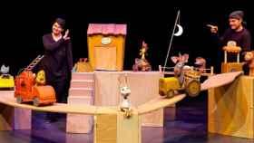 C festuc teatre ratita presumida