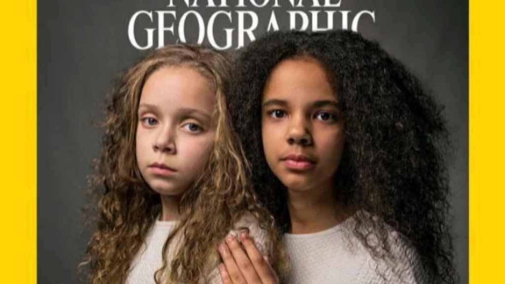 Portada de 'National Geographic'