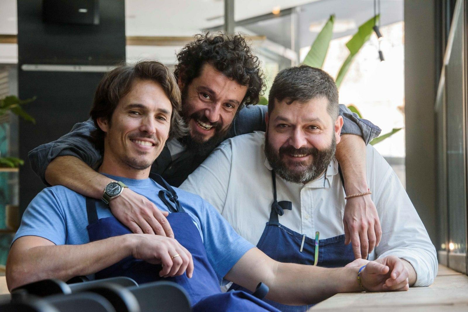 Fismuler Barcelona _ Nino Redruello, Patxi Zumárraga, Jaime Santianes (4)