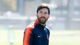 Leo Messi. Foto. Instagram (@leomessi)