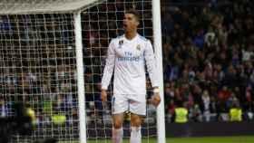 Cristiano Ronaldo. Foto: Pedro Rodriguez/El Bernabéu