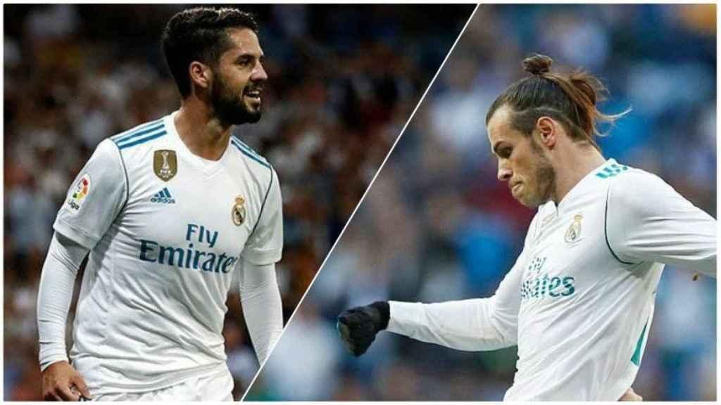 Isco y Bale, la cuenta atrás en el Madrid