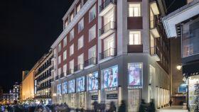 La tienda más grande de Pull&Bear, en la calle Preciados de Madrid.