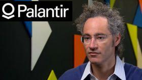 Alexander Karp, CEO y cofundador de Palantir.