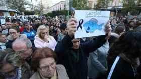 El símbolo del caso Gabriel Cruz es el 'pescaíto'.