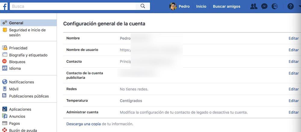administrar-cuenta-desactivar-facebook
