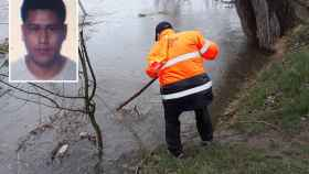 proteccion civil desaparecido rio tormes