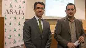 Celiano Garcia y Juan Luis Delgado