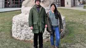 Pedro Gomez Garcia y Carolina Martinez Sevillano